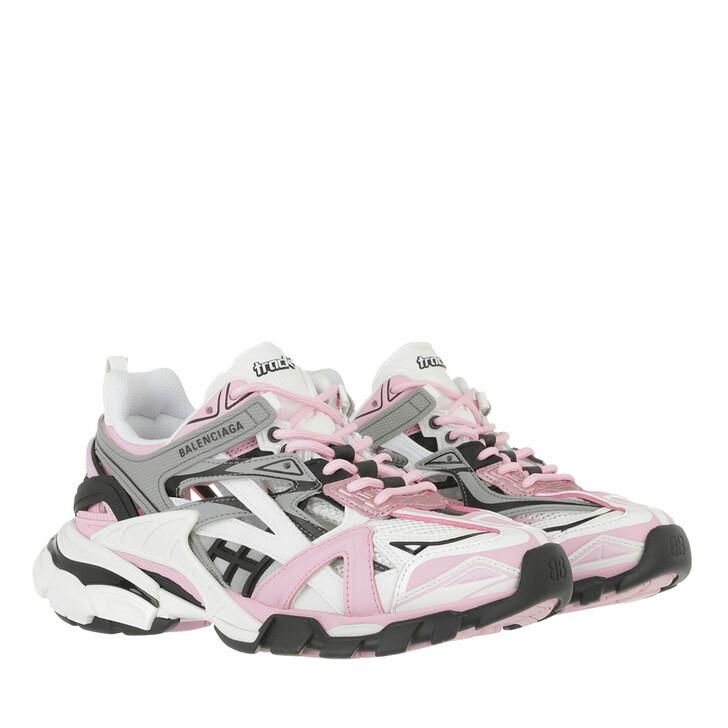 shoes, Balenciaga, Track 2.0 Sneakers Rose Multi