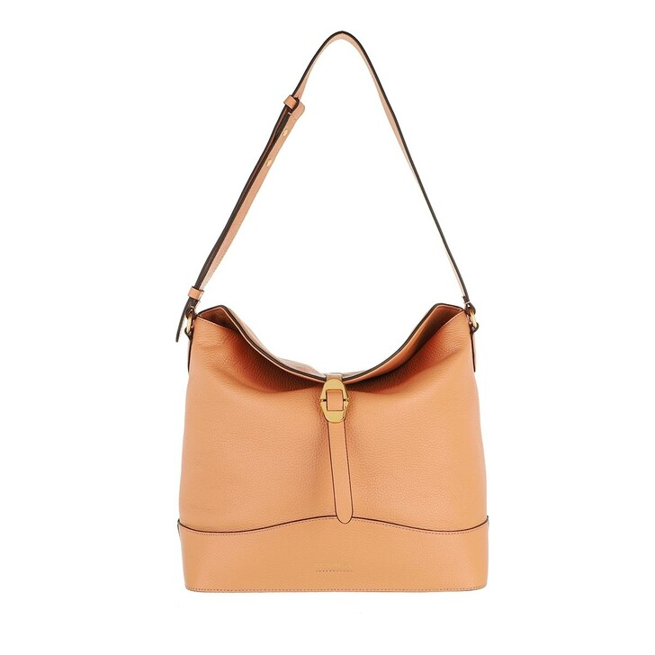 bags, Coccinelle, Josephine Handbag Grained Leather / Almond Almond
