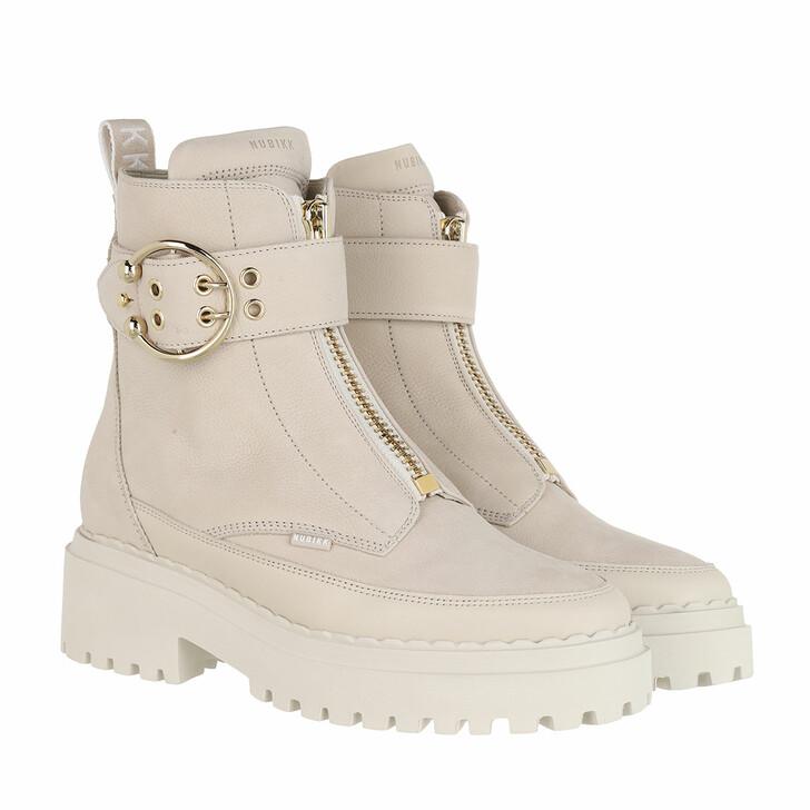 Schuh, Nubikk, Fae Ray Boots Leather Desert