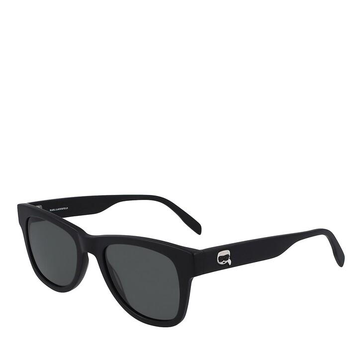 Sonnenbrille, Karl Lagerfeld, KL6006S MATTE BLACK