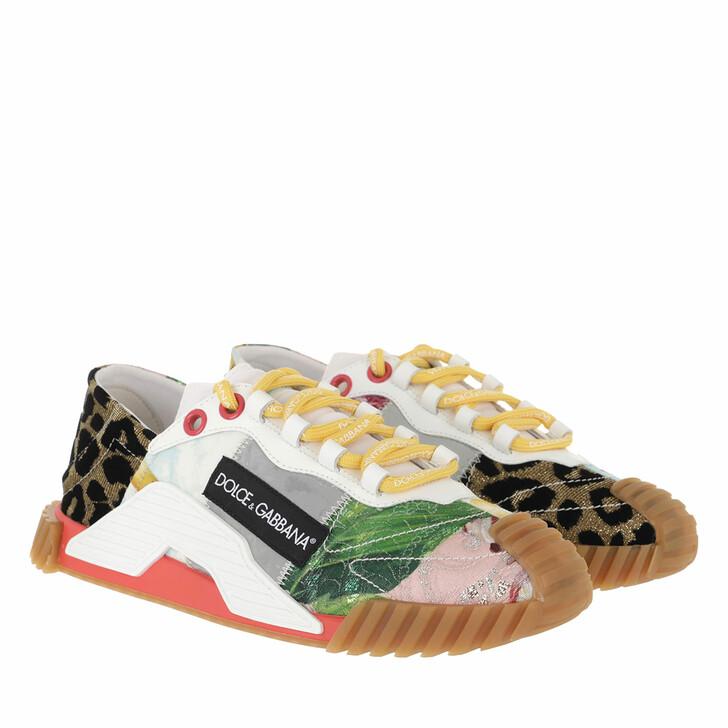 shoes, Dolce&Gabbana, Slip On Sneakers Multi
