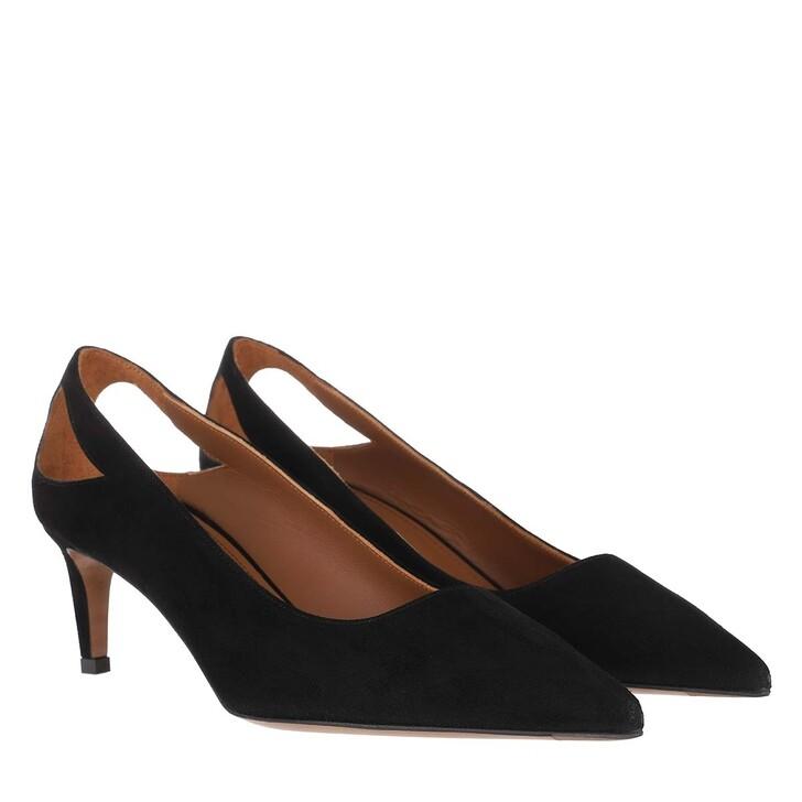 Schuh, L´Autre Chose, Suede Pump Black