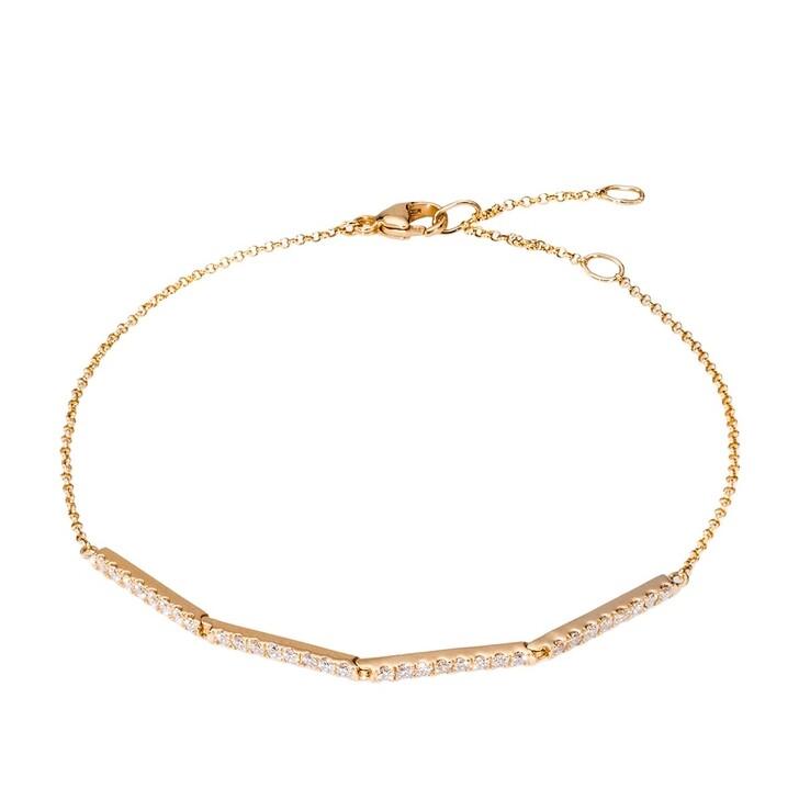 Armreif, Evél Juwel, KATE Bracelet Rose Gold