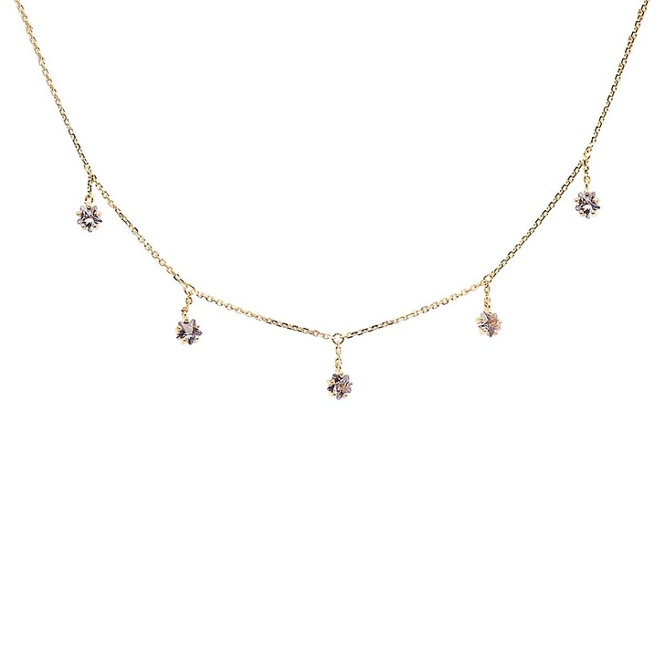 Kette, PDPAOLA, Halley Necklace Yellow Gold