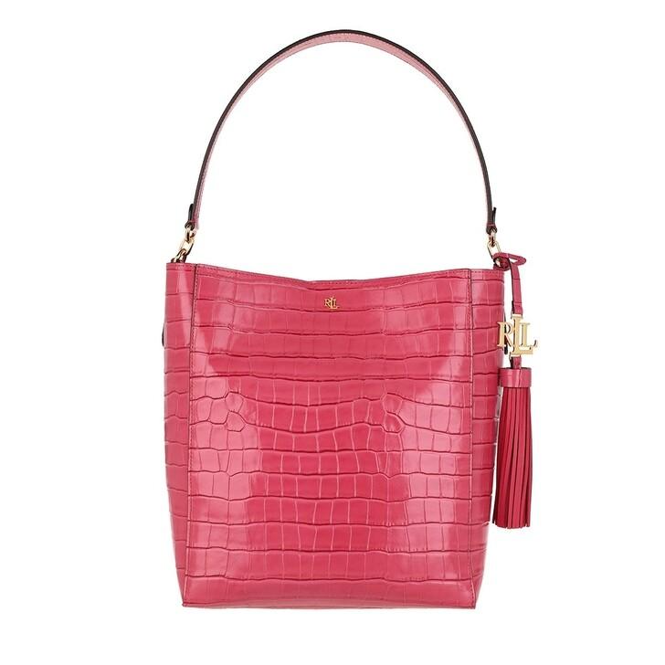 Handtasche, Lauren Ralph Lauren, Adley 25 Shoulder Medium Ruby