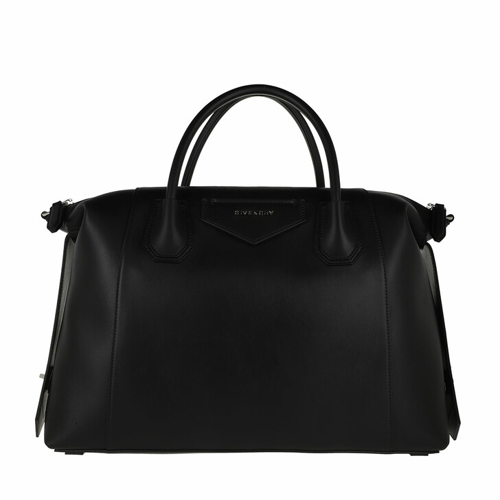 bags, Givenchy, Antigona Crossbody Bag Soft Smooth Leather Black
