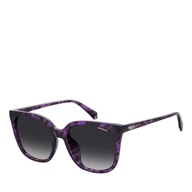 Sonnenbrille, Polaroid, PLD 4083/F/S VIOLET HAVANA