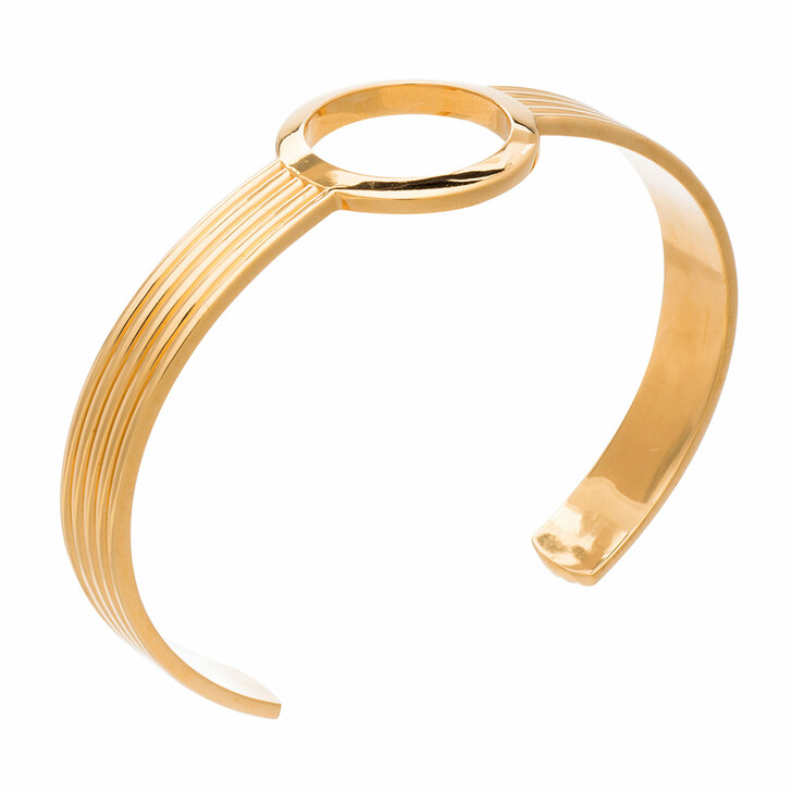Armreif, Rachel Jackson London, Eternity Circle Bangle Gold