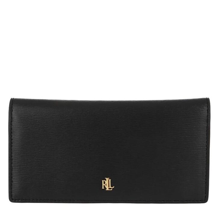 wallets, Lauren Ralph Lauren, Slim Wallet Wallet Medium Black