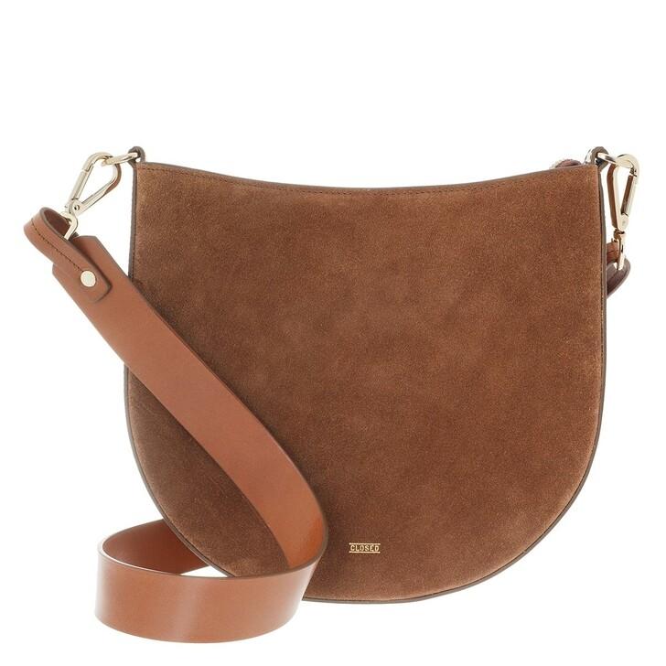Handtasche, Closed, Daphne Medium Shoulder Bag Peacan