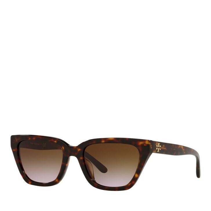 Sonnenbrille, Tory Burch, 0TY7158U Dark Tortoise