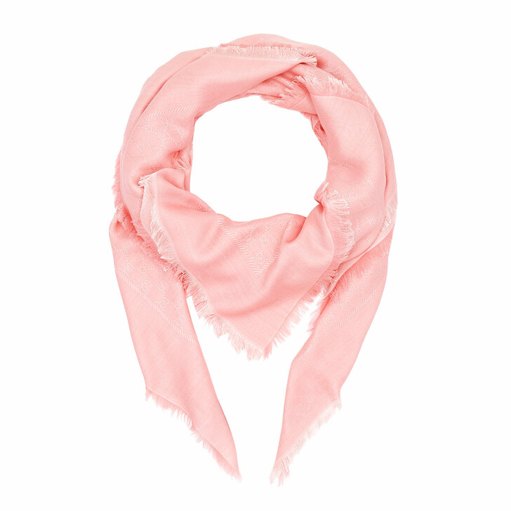 Schal, Gucci, GG Jacquard Shawl Light Pink