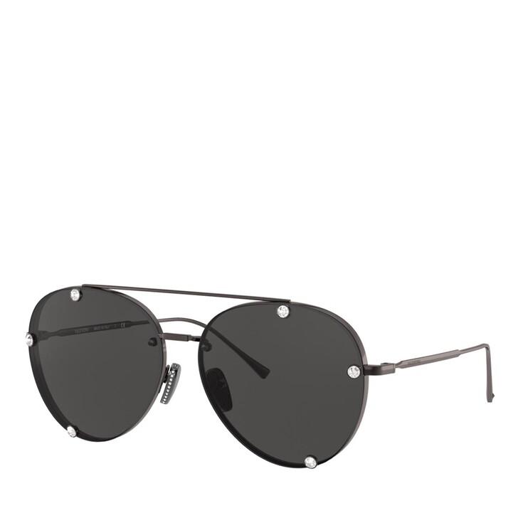 Sonnenbrille, Valentino, METALL WOMEN SONNE RUTENIUM