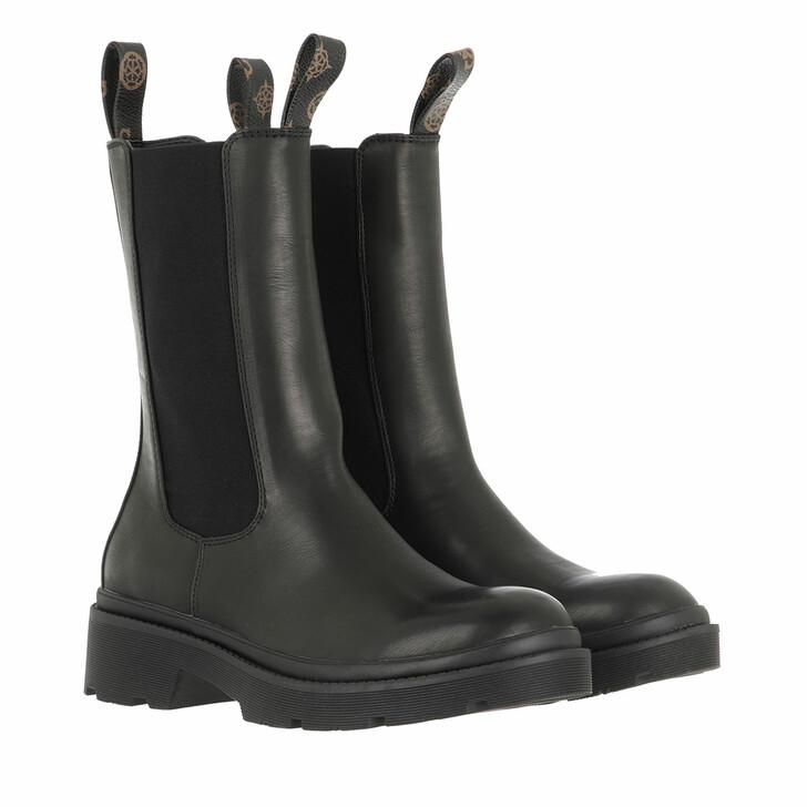 shoes, Guess, Lori Dress Bootie Black