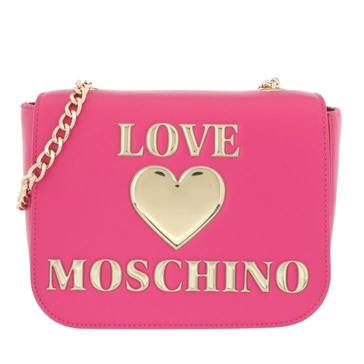 Handtasche, Love Moschino, Borsa Pu  Fuxia
