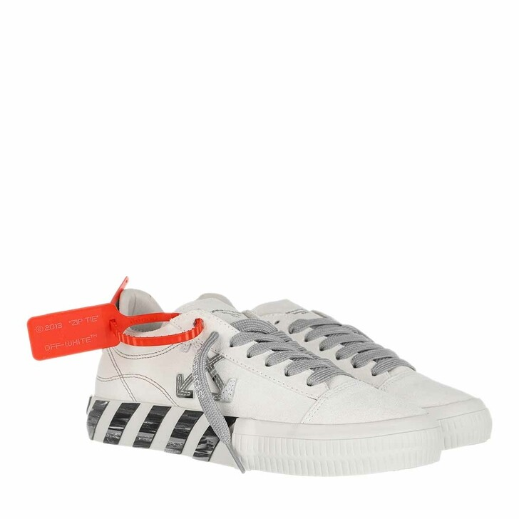 Schuh, Off-White, Liquid Melt Low Vulcanized Sneakers White Grey