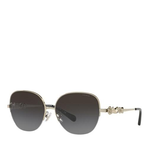 coach -  Sonnenbrille - 0HC7118B - in gold - für Damen