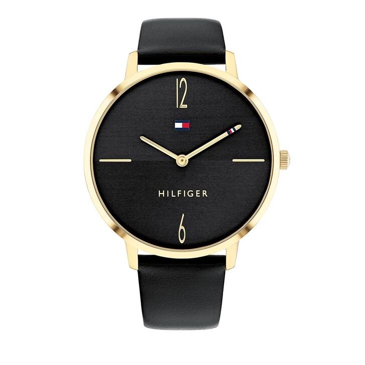 Uhr, Tommy Hilfiger, Quartz Watch Black
