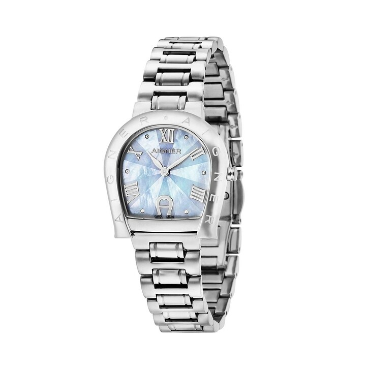 Uhr, AIGNER, Women Watch Ravenna White Mop
