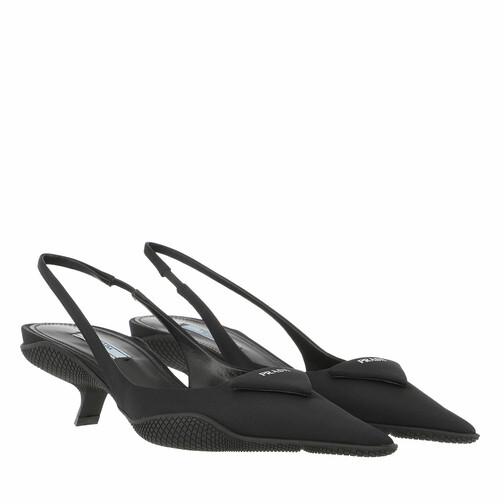 prada -  Pumps & High Heels - Slingback Pumps - in schwarz - für Damen