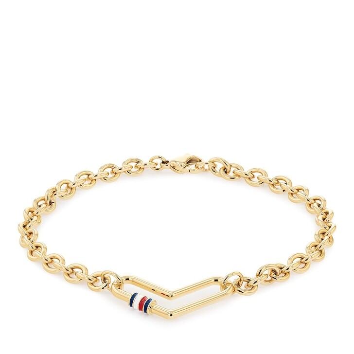 bracelets, Tommy Hilfiger, Bracelet Gold