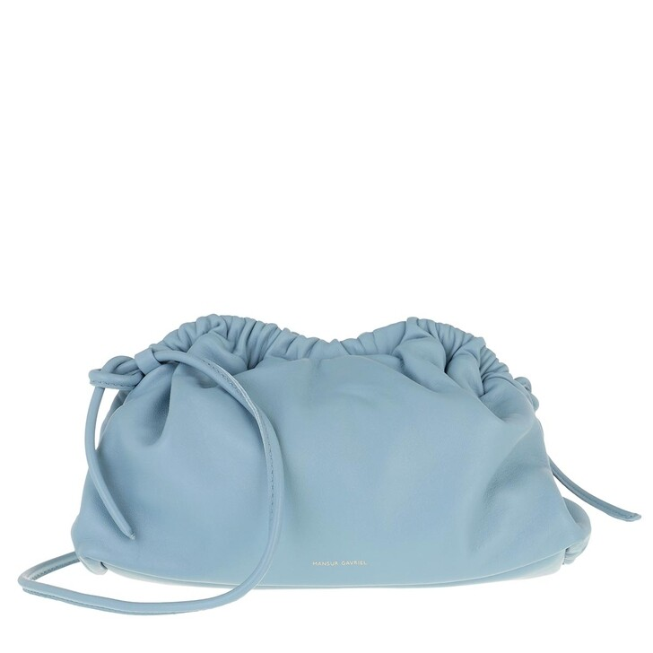 Handtasche, Mansur Gavriel, Mini Cloud Clutch Leather Terme