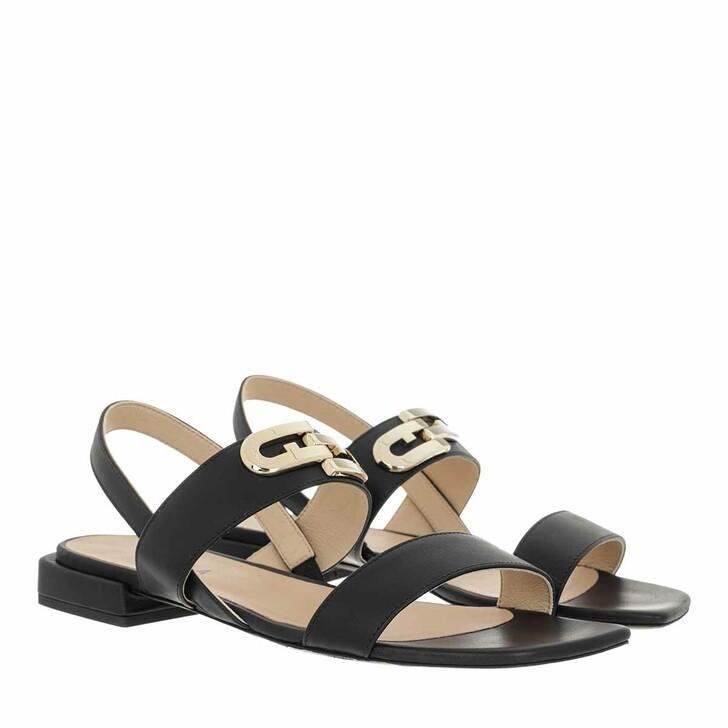 Schuh, Furla, Furla Chain Sandal T.20 Nero