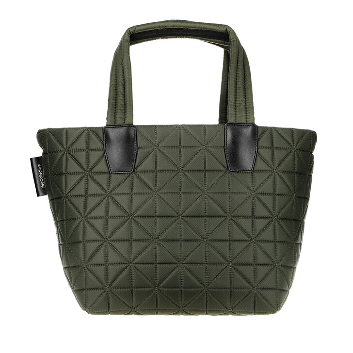 Handtasche, VeeCollective, Small Tote Olive