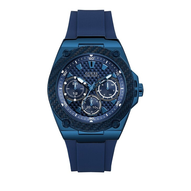 watches, Guess, Mens Sport Blue