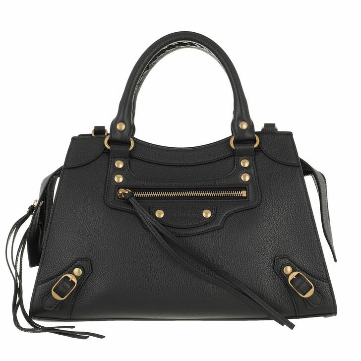Handtasche, Balenciaga, Neo Classic Small City Bag Grained Calfskin Black