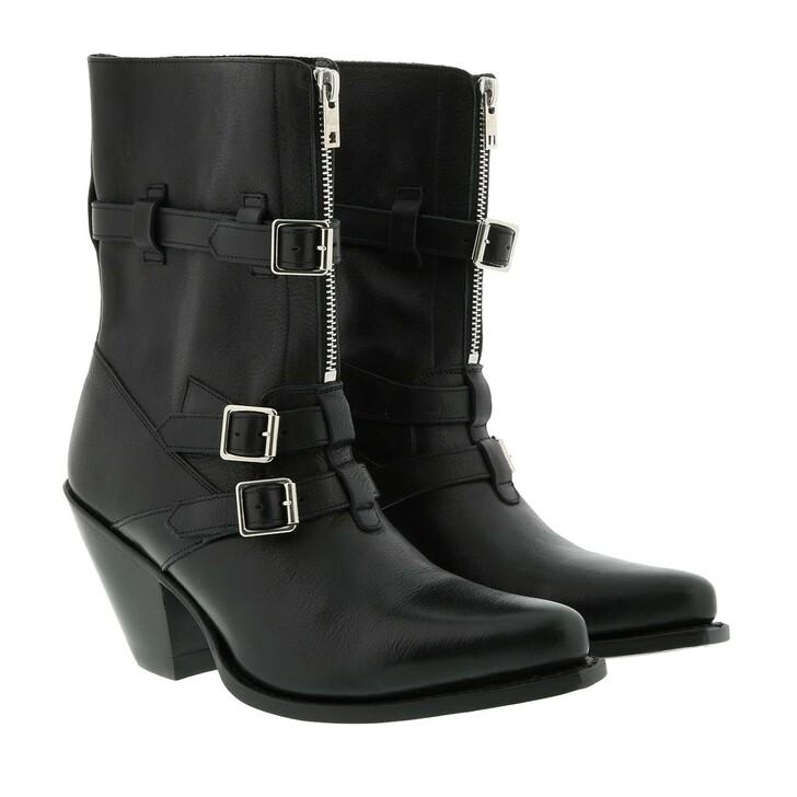 Schuh, Celine, Berlin Boots Black