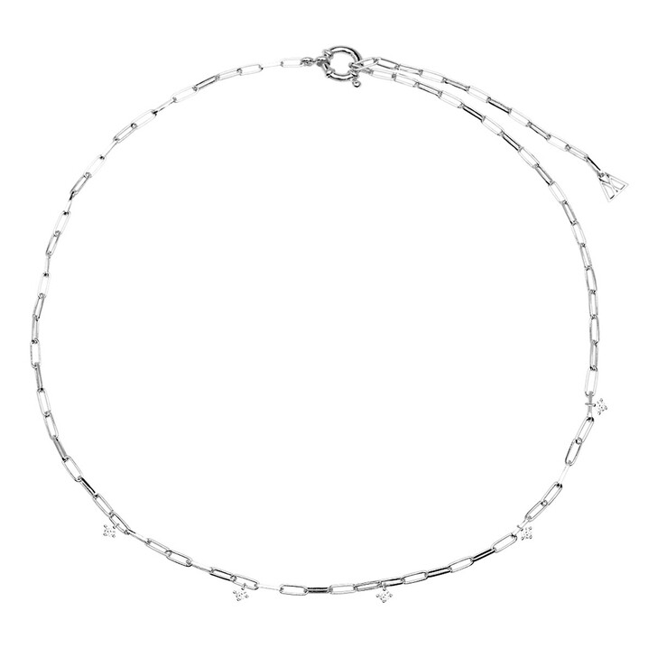 Kette, PDPAOLA, Gina Necklace Silver