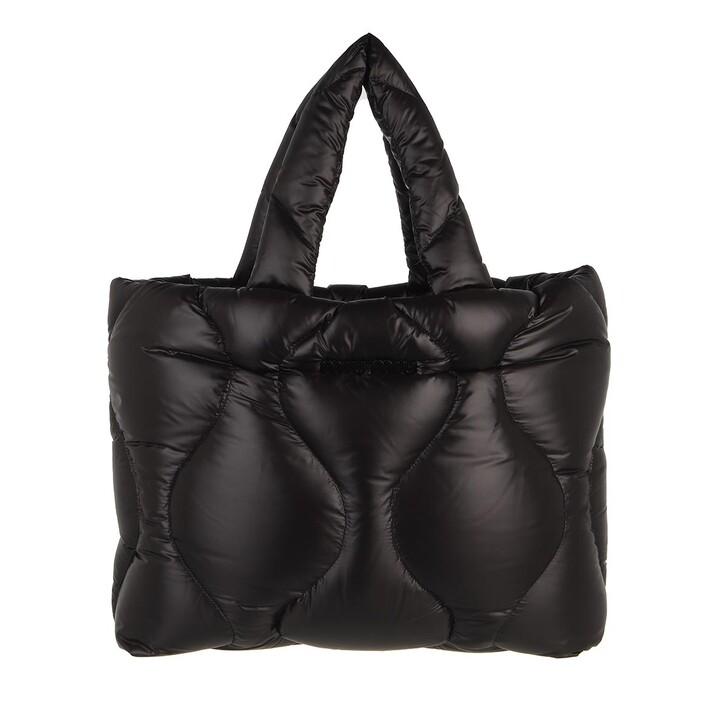 bags, Miu Miu, Padded Tote Bag nylon Black