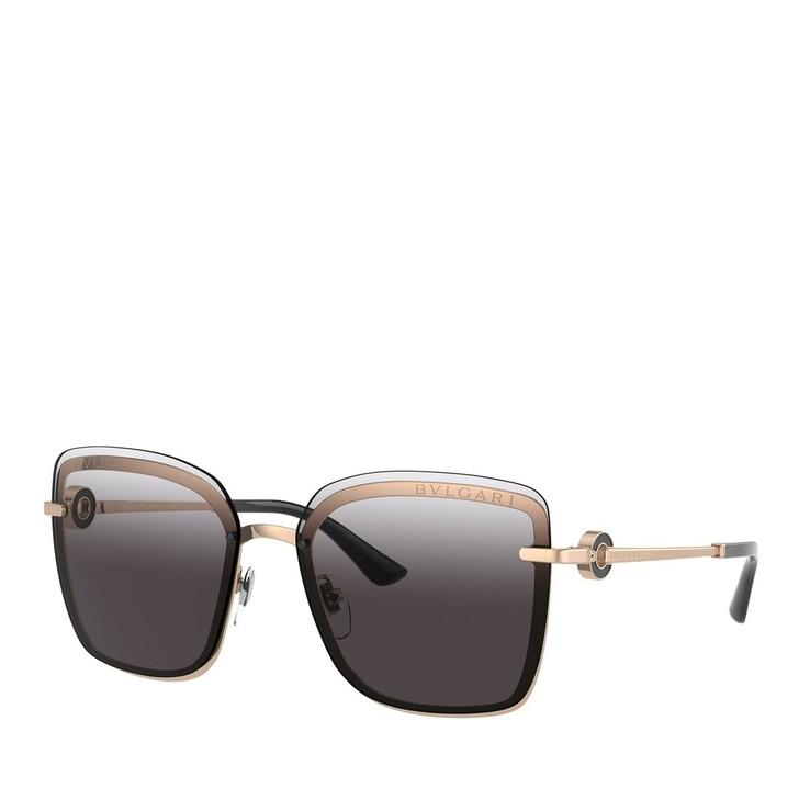 sunglasses, BVLGARI, METALL WOMEN SONNE PINK GOLD