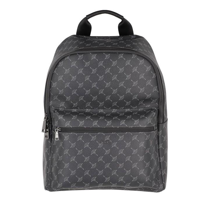 Reisetasche, JOOP!, Cortina 1.0 Miko Backpack Darkgrey