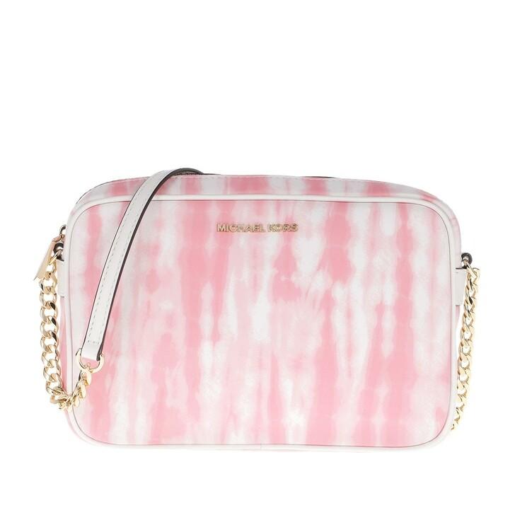 Handtasche, MICHAEL Michael Kors, Medium Th Crossbody Shell Pink