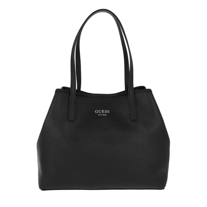 Handtasche, Guess, Vikky Tote Black
