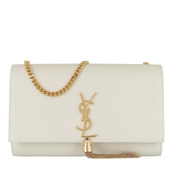 Handtasche, Saint Laurent, Monogramme Crossbody Bag Medium Crema