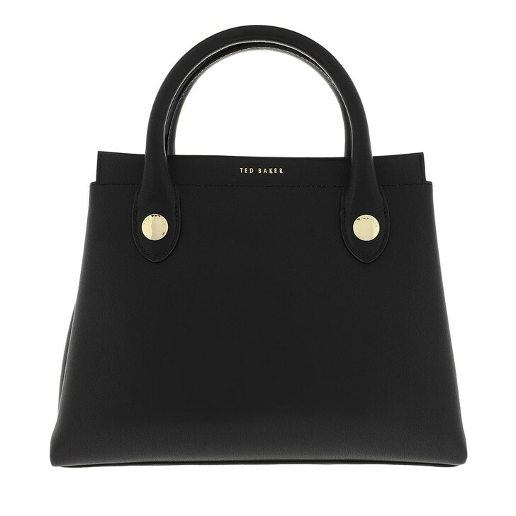 Handtasche, Ted Baker, Vinniy Zip Top Mini Work Tote Black
