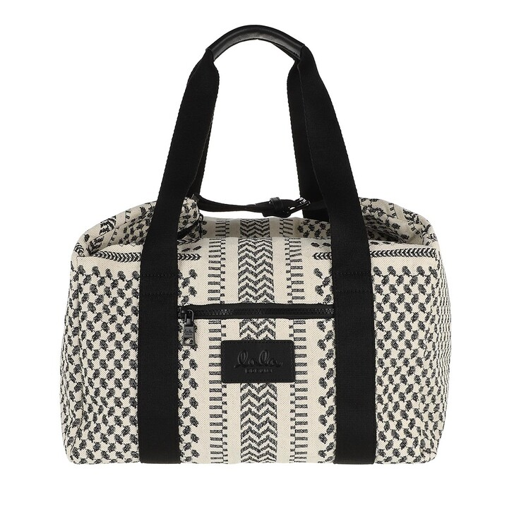 Reisetasche, Lala Berlin, Big Bag Muriel X-Stitch Black