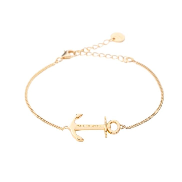 Armreif, PAUL HEWITT, Bracelet Anchor Spirit Gold