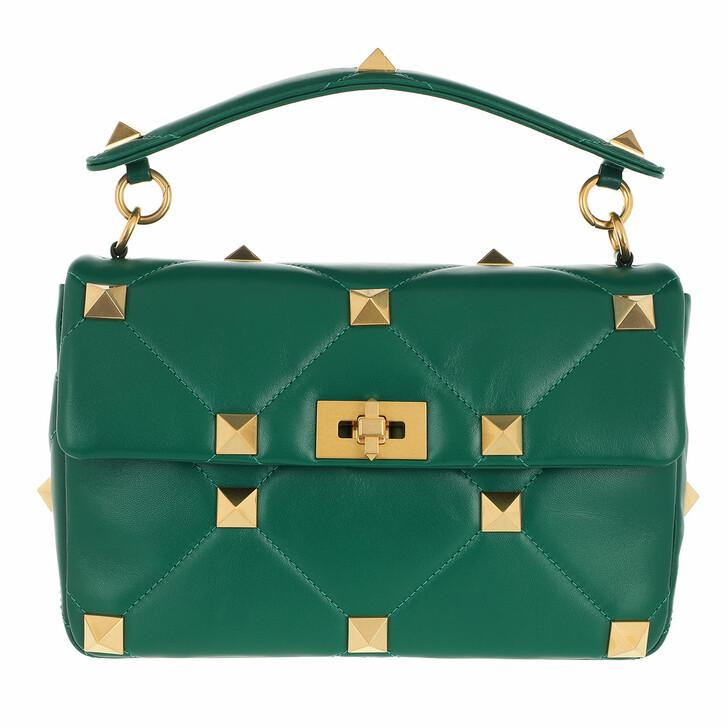 Handtasche, Valentino Garavani, Shoulder Bag Leather Jungle