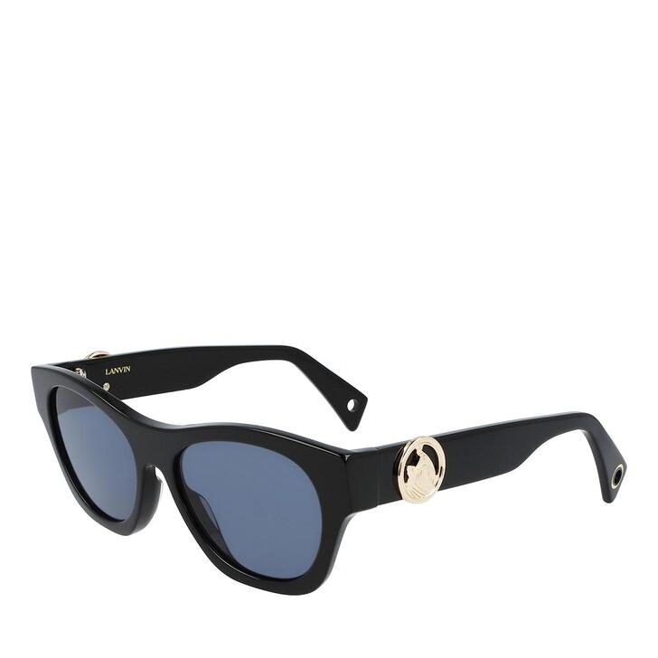 Sonnenbrille, Lanvin, LNV604S BLACK