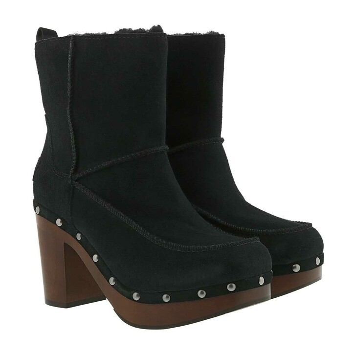 Schuh, UGG, Kouri High Boot Black