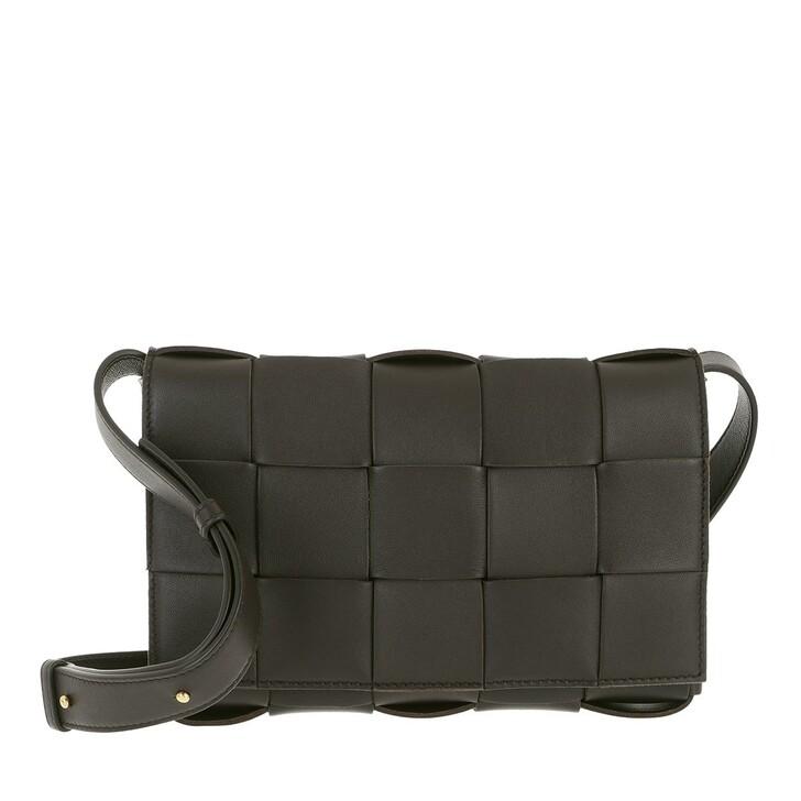 bags, Bottega Veneta, Cassette Crossbody Bag Fondont