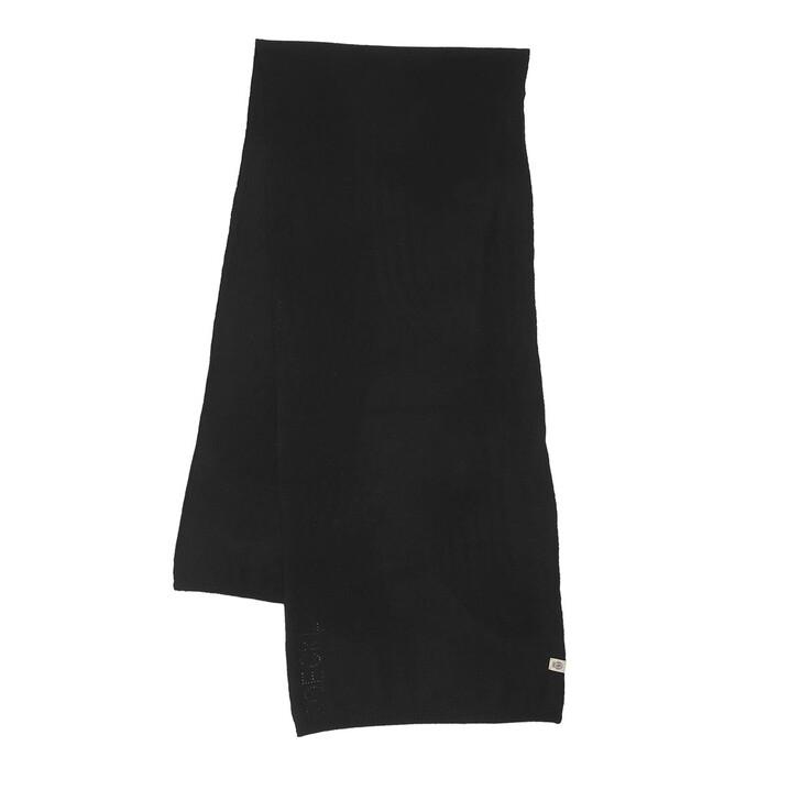 scarves, Roeckl, Pure Cashmere Schal Black
