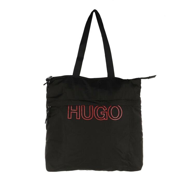 bags, Hugo, Reborn Shopper Black