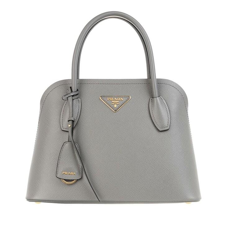 Handtasche, Prada, Matineé Crossbody Bag Leather Marmo