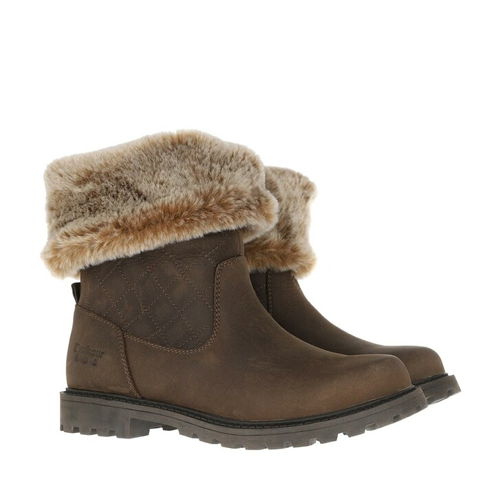 Schuh, Barbour, Hareshaw Boot Brown