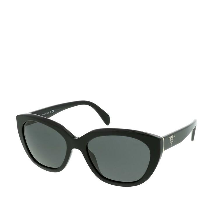 Sonnenbrille, Prada, Women Sunglasses Heritage 0PR 16XS Black